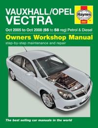 Opel Vectra & Vauxhall 2005-08