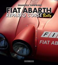 Fiat Abarth Reparto Corse Rally Abarth