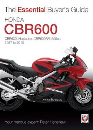 Honda CBR600/Hurricane -  Essential Buyer's Guide