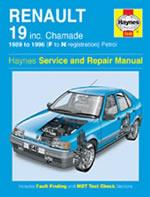 Renault 19 Petrol 1989-96