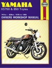 Yamaha XS 750 & 850 Triples 1976-85