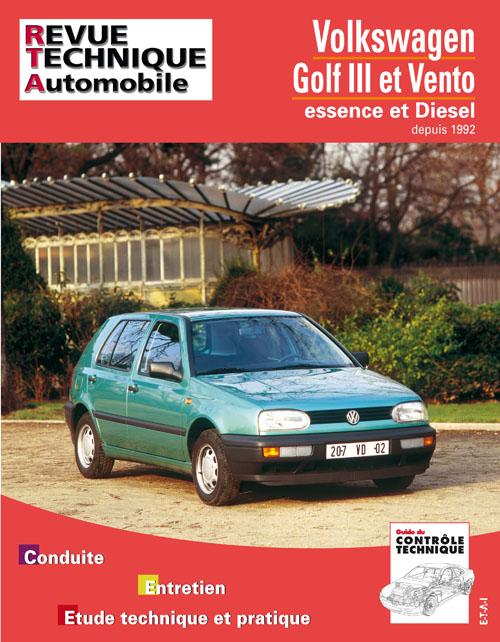 Volkswagen Golf III /Vento 92.. Gas/TD ( RTA720)