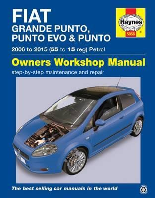 Fiat Grande Punto Petrol 2006-15