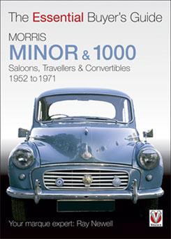 Morris Minor - The Essential Buyer's Guide