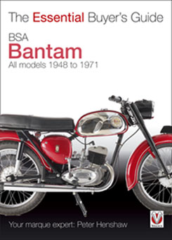 BSA Bantam - The Essential Buyer's Guide 1948-71