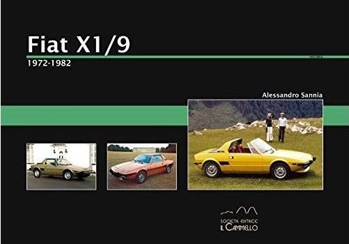 Fiat X1/9 1972-1982
