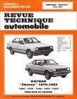Datsun Cherry 1000 a 1500 A, E 1979-83 (RTA427)