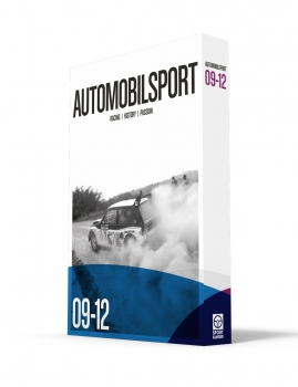 Automobilsport Slipcase 3 #09-#12