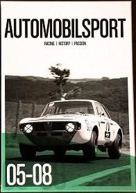 Automobilsport Slipcase 2 #05-#08