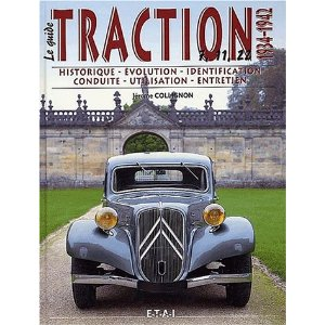 Le Guide Traction 1934-1942