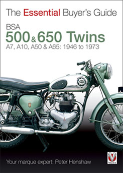 BSA Twins - The Essential Buyer's Guide 1946-1973