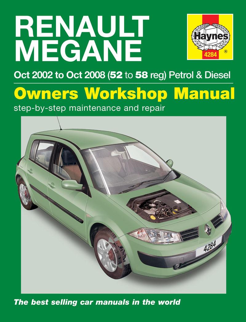 Renault Megane Petrol & Diesel 2002-08