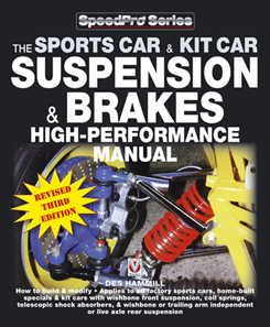 How to Build & Modify Sportscar, Kitcar Suspension
