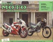 F089 Honda NX 125 1989-99, Suzuki GSX R 750W 92-93