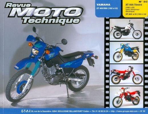 F050 Yamaha XT400-550 82-83 Tenere 86-89,XT600k 94