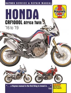 Honda CRF1000L 2016-2019