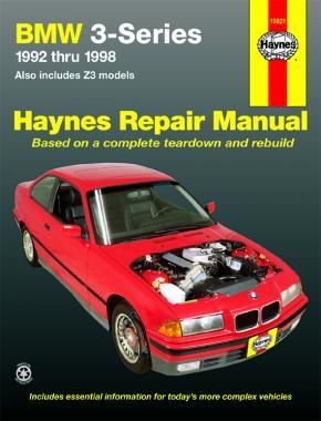 BMW 3 Series (92 - 98) (USA)