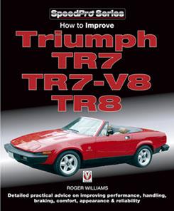 How to Improve Triumph TR7 & TR7 V8