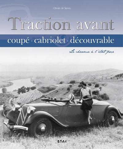 Citroen Traction Avant Coupe-Cabriolet-Decouvrable
