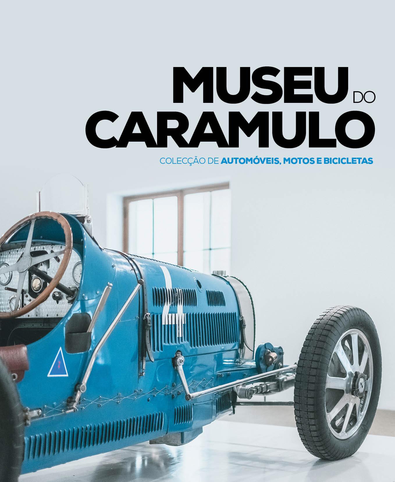 Museu do Caramulo - Colecção de Automóveis, Motos e Bicicletas