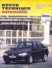 Peugeot 406 D/TD & HDI 1996-2000 RTA589