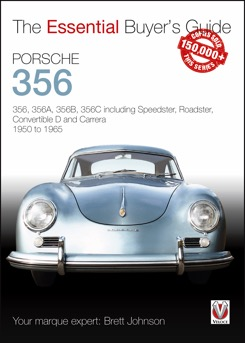 Porsche 356 - Essential Buyer's Guide