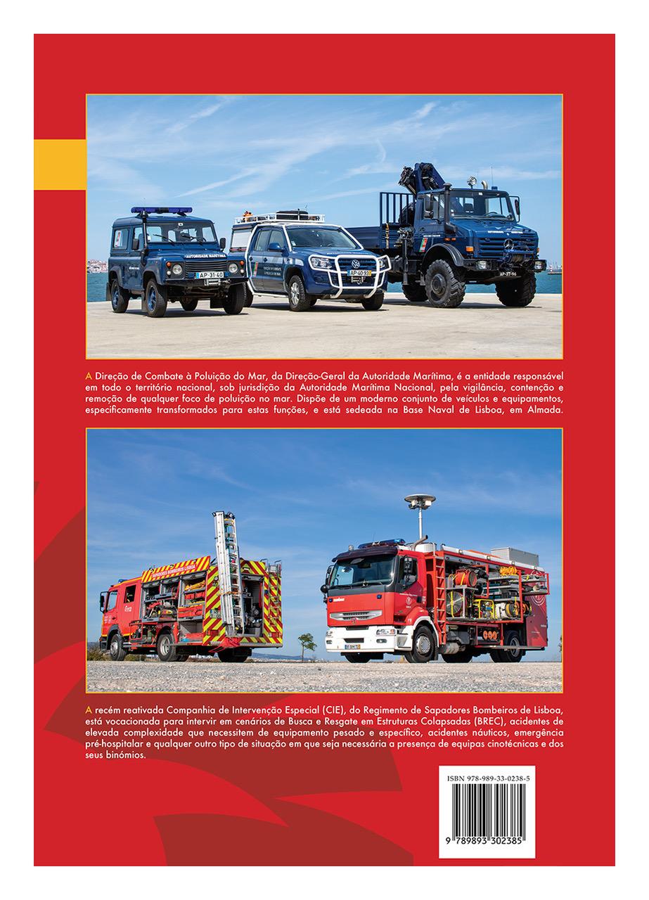 Veículos de Emergência em Portugal (Vol. 3)