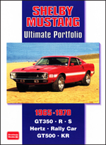 Shelby Mustang Ultimate Portfolio 1965-70