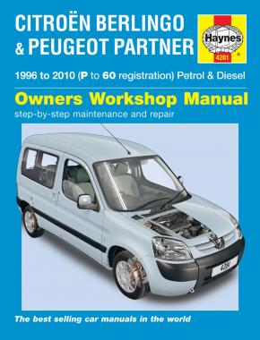 Citroen Berlingo - Peugeot Partner  1996-10