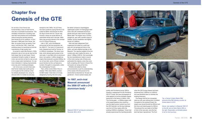 Ferrari 250 GTE: Family Car That Funded the Racing