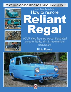 How to Restore Reliant Regal
