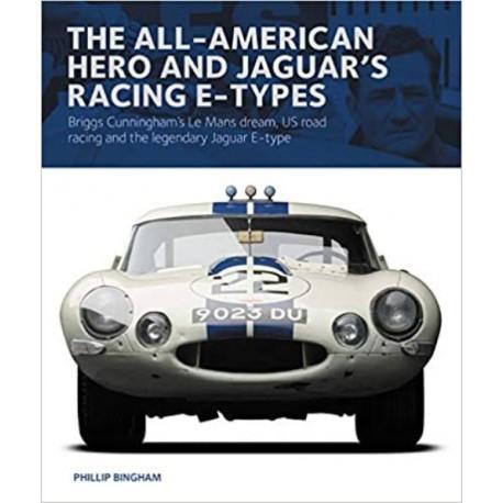All American Hero & Jaguar's Racing E-Types