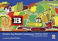 Britains Toy Models Catalogues 1970-1979