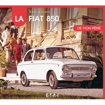 Fiat 850 de mon pére