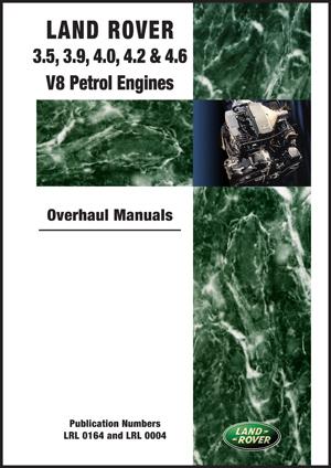 Land Rover 3.5,3.9,4.0,4.2,4.6 Petrol V8 Engine WM