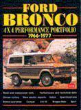 Ford Bronco 4X4 Performance Portfolio 1966-77