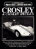 Crosley & Crosley Specials Limited Edition