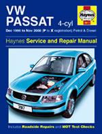Volkswagen Passat Petrol & Diesel 1996-2000