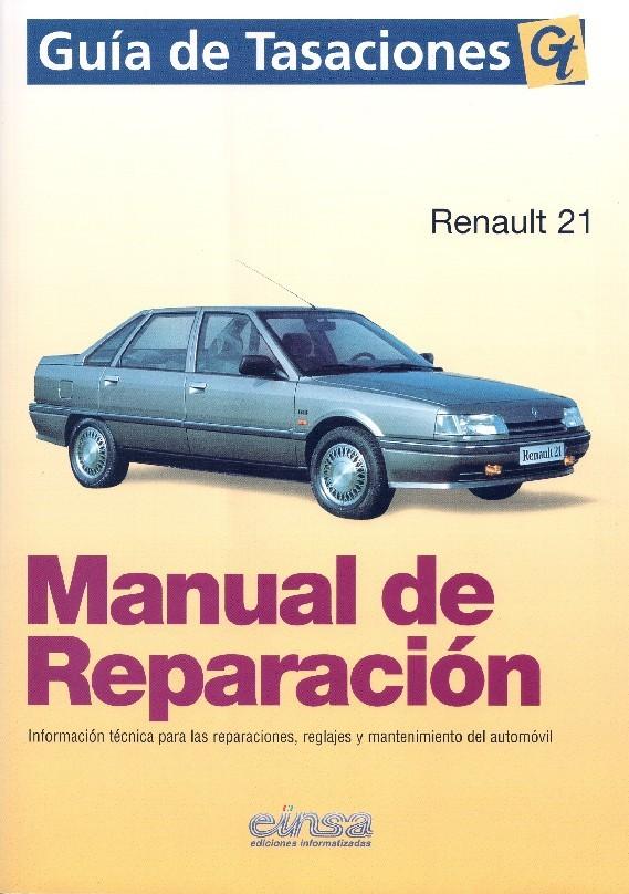 Renault 21/Nevada 1.7, 2.0 12v, 2.2 y 2.1 D/TD