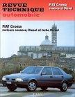 Fiat Croma gasol 1985-93, TD 1986-92 (RTA712)