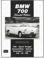 Bmw 700 Limited Edition 1959-65