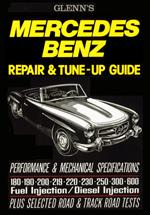 Mercedes Benz Glenns Repair & Tune up Guide