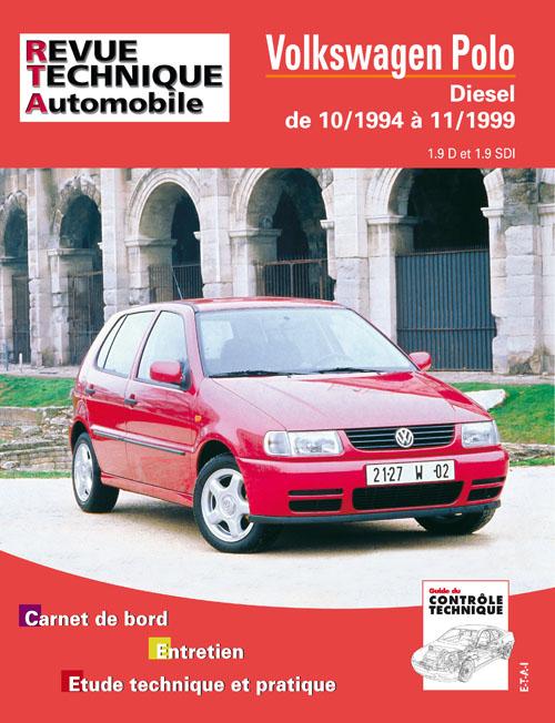 Volkswagen Polo Diesel 10/1994 - 11/1999 (RTA611)