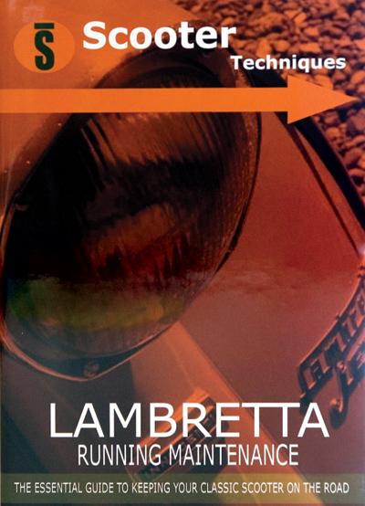 Scooter Techn. Lambretta Running Maintenance DVD