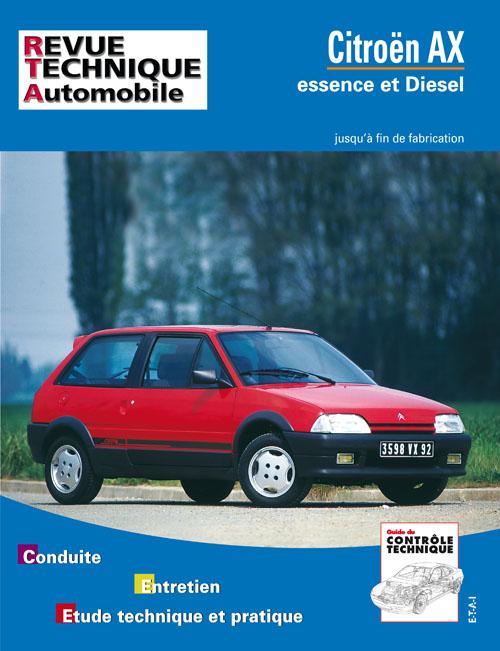 Citroen Ax Essence & Diesel RTA100