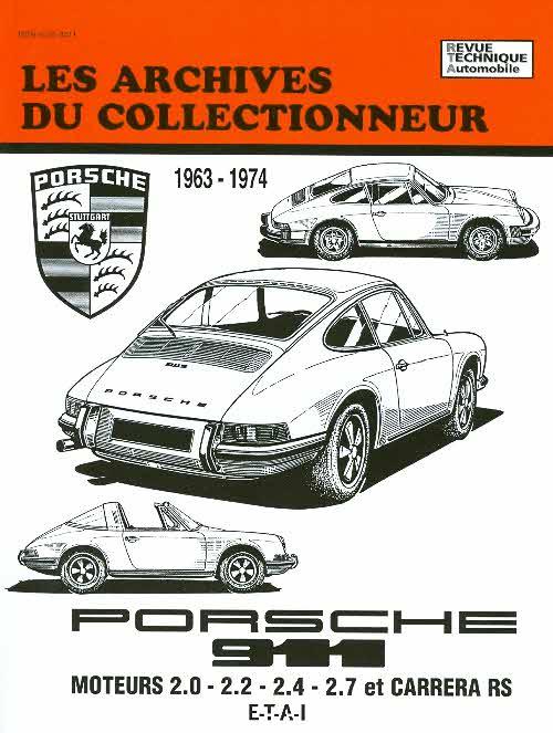 Porsche 911 1963-76 - Carrera RS 1972-76 (AC29)