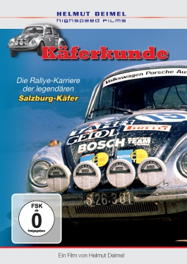 Power Beetle: Legendary Salzburg Rally Beetle DVD