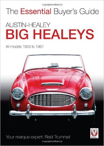 Austin Healeys - Essential Buyer's Guide 1953-67