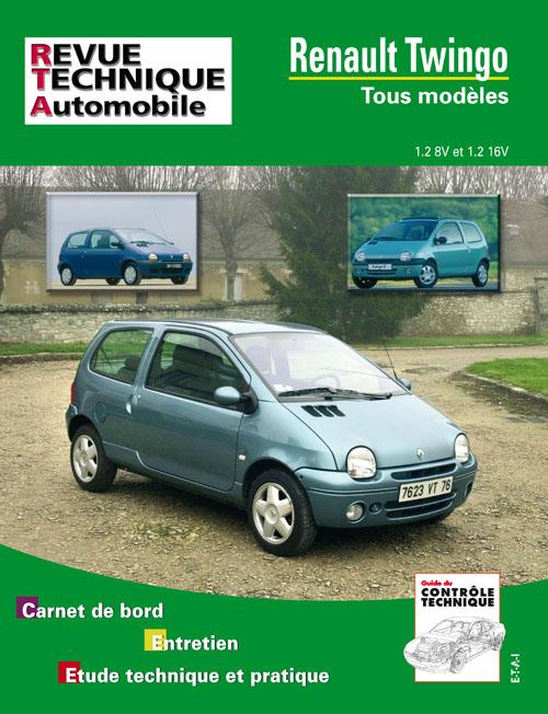 Renault Twingo 93-2004 RTA558