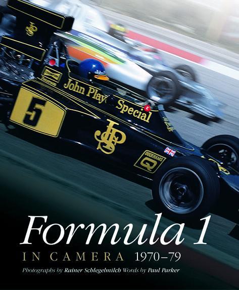 Formula 1 in Camera 1970-79 Vol 1